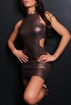 Toronto escort Kianna Exotic Asian Brunette Mature Non-smoking
