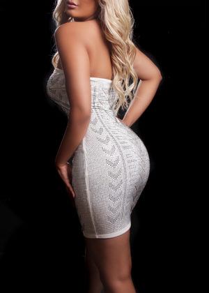 Toronto escort Vivienne Non-smoking Young Blonde European Duo Couple-friendly Disability-friendly